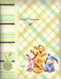 Disney Baby Pooh and Friends - Baby Memory Book / Scrapbook