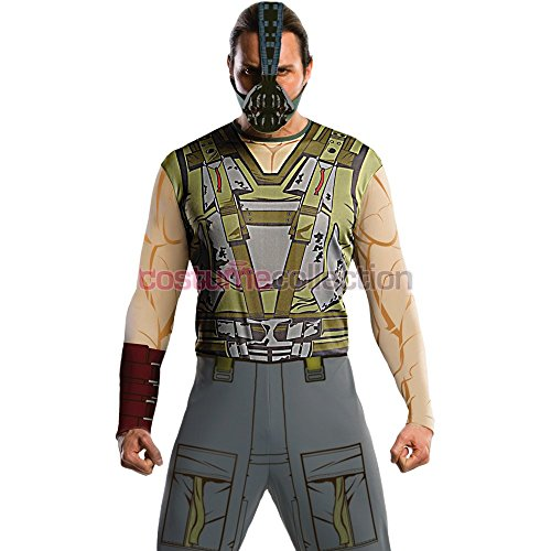 Adult Bane Costume From Batman the Dark Knight Rises Size Large