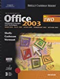 img - for Microsoft Office 2003: Advanced Concepts and Techniques (Book Only) by Gary B. Shelly (2003-12-17) book / textbook / text book