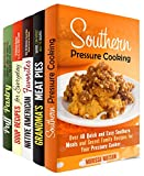 Secret Recipes Box Set (5 in 1): Best Homemade Southern Foods, Grandma's Meat Pies, Native American Favorites, Soups and Puff Pastry (Southern Cooking & Homemade Pies)