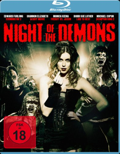 Night of the Demons - Uncut [Blu-ray]