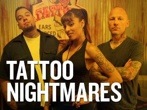 Tattoo Nightmares Season 1