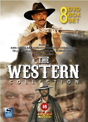 Western Boxset [DVD]