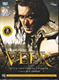 51wx0d6ZO5L. SL160  Veer [2 DVD Set] (New Hindi Film / Bollywood Movie / Indian Film DVD)