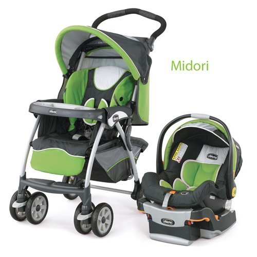 Chicco Cortina KeyFit 30 Travel-System