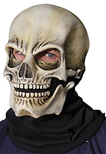 Sock Skull Classic Scary Horror Latex Adult Halloween Costume Mask