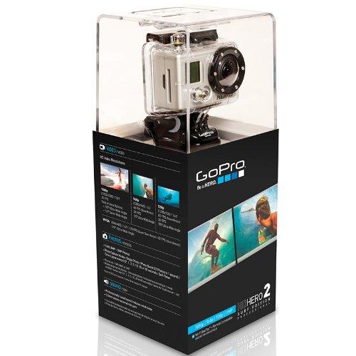 【GoPro NIPPON国内正規品】 GoPro HD HERO2 サーフエディション[CHDSH-002]