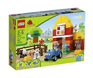 LEGO Brick Themes DUPLO My First Farm 6141