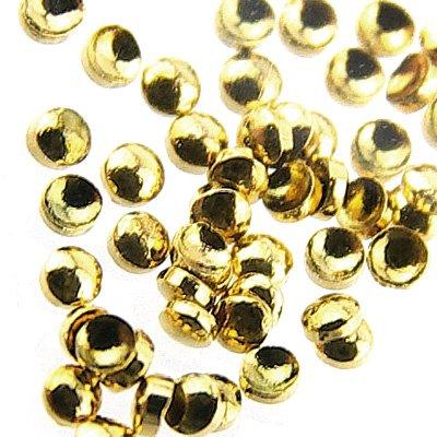 JeweLry NAiL Little pretty LPスタッズマル1mm ゴールド