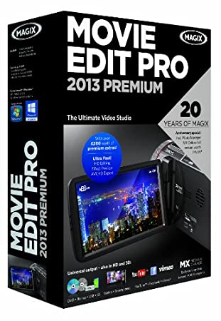 Movie Edit Pro 2013 Premium (PC)