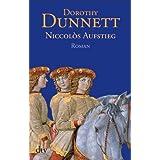 """Niccol�s Aufstieg: Das Haus Niccol�, Band 1 Romanvon """"Dorothy Dunnett"""""""