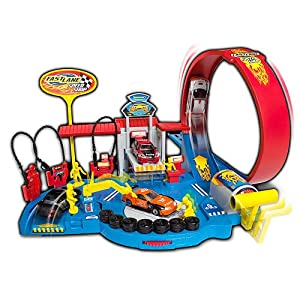 Fast Lane Showroom Playset