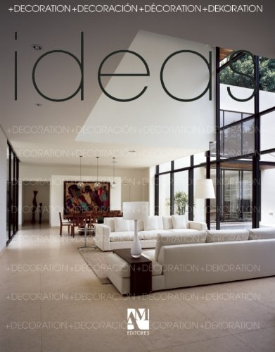 IDEAS (+) DECORATION (Ideas (AM Editores))