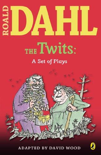 roald dahl book review template - the twits by roald dahl