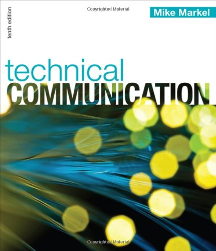 markels measure of excellence in technical communication Comu 35777 comu 35777 which of these is a measure of excellence in technical communication a) chapter 1 lists eight measures of excellence in technical.