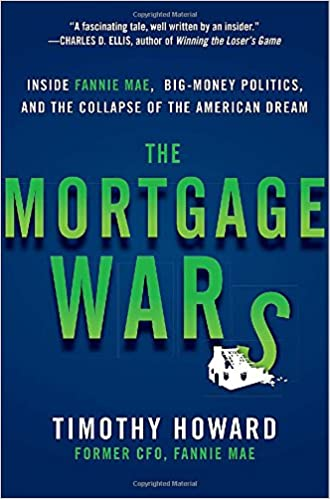 """The Mortgage Wars"" – available on Amazon"