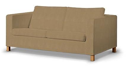 Dekoria Fire Retarding IKEA KARLANDA Sofa Bett Cover–Cappuccino