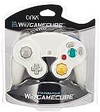 Wii/GC用 ワイヤードコントローラ Cirka GC用互換コントローラ TTX TECH HYPERKIN M05819-WH