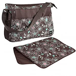 buy kushies whimsy diaper bag brown online at low prices. Black Bedroom Furniture Sets. Home Design Ideas