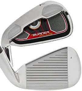 Mens TaylorMade Burner Plus Irons by TaylorMade