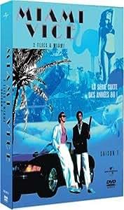 Deux flics à Miami : L'Intégrale saison 1 - Coffret 8 DVD