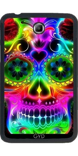"Custodia per Samsung Galaxy Tab 3 P3200 - 7"" - Skull20151213 by JAMFoto"