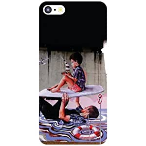 Apple iPhone 5C - Child Play Matte Finish Phone Cover