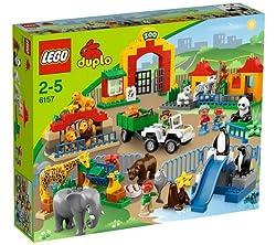 LEGO Duplo - The Big Zoo - 6157