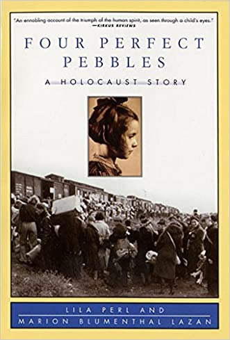 Four Perfect Pebbles: A Holocaust Story (An Avon Camelot Book) written by Lila Perl