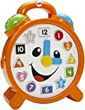 Mattel CDK08 Fisher-Price - Reloj Lernspaß