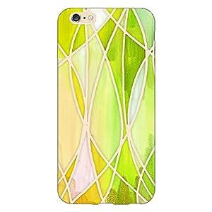 Jugaaduu Designer Geometry Pattern Back Cover Case For Apple iPhone 6 Plus