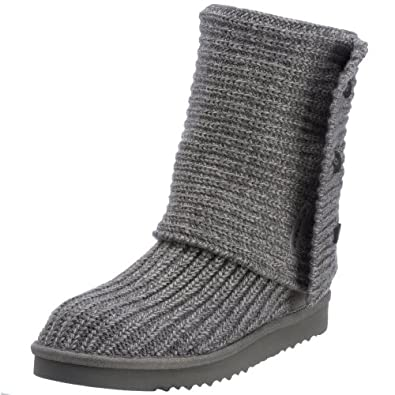 grey knitted uggs uk