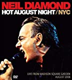 Neil Diamond Hot August Night / NYC - Sealed 2009 USA 2-disc CD/DVD set 88697560019