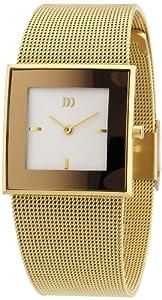 Danish Design Damen-Armbanduhr Analog Quarz Edelstahl beschichtet 3320170