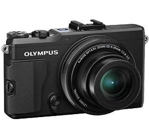 OLYMPUS Stylus XZ-2 - noir + Carte mémoire SDHC 16 Go Class 10