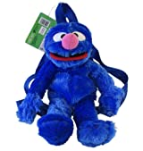 Grover Plush Backpack - Sesame Street Kids Bag