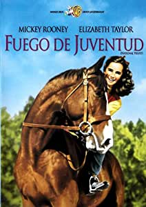 Fuego De Juventud [DVD]
