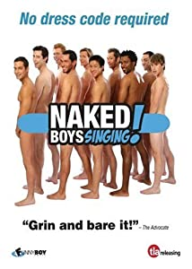 Naked Boys Singing