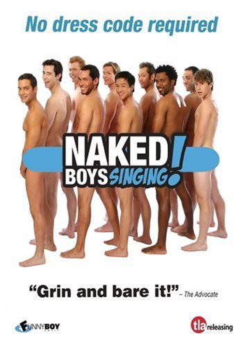 Naked Boys Singing [2007] [DVD]
