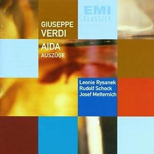 Verdi: Aida (Auszuege)
