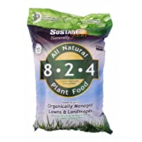 8-2-4 All Natural Lawn & Landscape Plant Food (20-lb)
