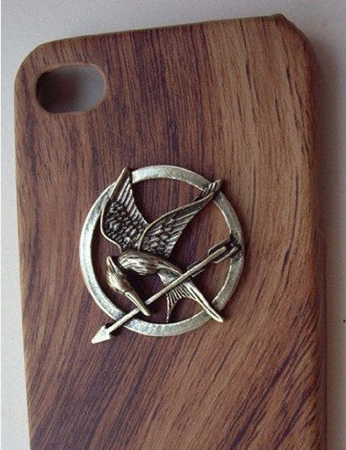 personalized hunger games iPhone 4/4S case, Apple iPhone 4 Case, iPhone 4s Cover, iPhone 4 Hard Case --- SALE