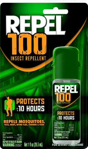 Repel 100 Insect Repellent, 1 oz. Pump Spray, 1 Bottle photo