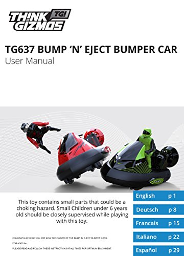 Remote-Control-Bumper-Cars-TG637-Bump-n-Eject-Bumper-Cars-By-ThinkGizmos-Trademark-Protected