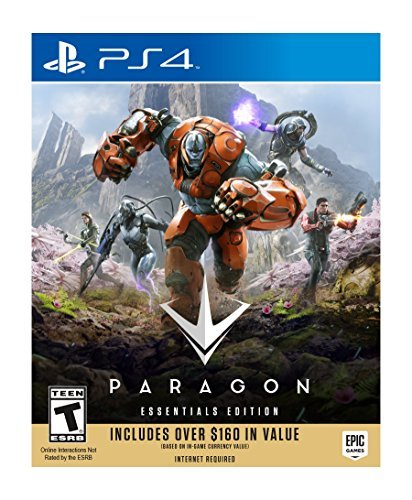 Paragon: Essential Edition by Sony Playstation