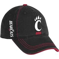 Cincinnati Bearcats Adidas Sideline Coaches Flex Hat Cap by adidas