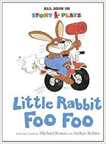 Little bunny foo foo book