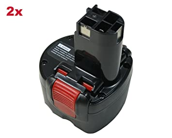 2200mAh Werkzeug Akku für BOSCH 2607335035 2607335037 2200mAh