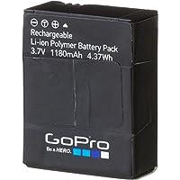 GoPro BATTHD3+ Batterie rechargeable pour Caméscope HERO3+ Noir