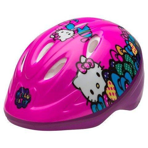 Hello-Kitty-Bicycle-Helmet